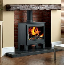 ACR Buxton fireplace