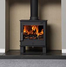 ACR Malvern fireplace