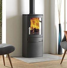ACR Neo 1 C fireplace