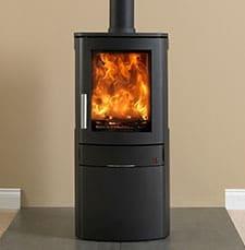 ACR Neo 3 C fireplace