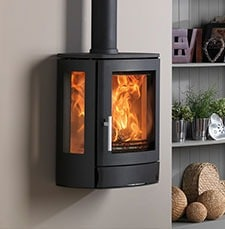 ACR Neo 3 Wall Mount fireplace