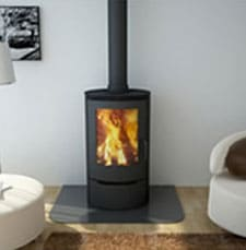 Cosmo CWF3 fireplace