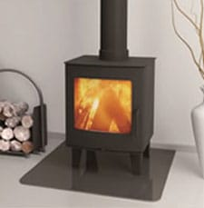 Deco CWF2 fireplace