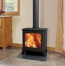 Deco Plus CWF4 fireplace