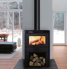 Gemini GF32 fireplace