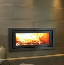 Landscape P10 Insert Option fireplace