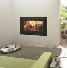 Canature Taurus P3F-DI Doubled Sided Insert fireplace