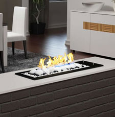 Drop-In Fireplace VFDI 1000