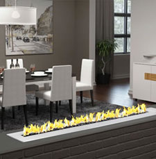 Flame-Line Fireplace 1600